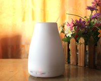 Cheap 2016 hot Essential Oil Diffuser Portable Aroma Humidifier Diffuser LED Night Light Ultrasonic Cool Mist Fresh Air Spa Aromatherapy ST-08