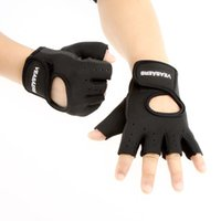 Wholesale Sport Gloves Men Women Weightlifting Gym Exercise Training Fitness Gloves Outdoor Cycling Half Finger Gloves