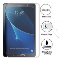 Wholesale Qiaogle Anti explosion Tempered Glass Screen Protector Ultra Hard For Samsung Galaxy Tab A T580 T585 Premium Screen Protector