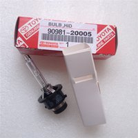 Wholesale 90981 D2S K W for Lexus RX400H RX350 RX330 ES300 SC430 HID Headlight Bulb in stock