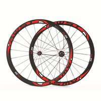 Wholesale 2016 NEW carbon wheels C38mm full carbon road bike wheels rim bicycle wheelset mm mm mm k twill weave R36 carbon hub