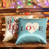 Wholesale Summer cool and ice pillow quilt dual purpose to cm lovely sofa waist cushions