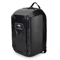 advanced carbon - Newest Carbon Fibre colour Hard Shoulder Bag Backpack For DJI Phantom Professional Advanced Standard