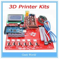 Wholesale Reprap Ramps Mega Heatbed mk2b LCD Controller DRV8825 Mechanical Endstop Cables