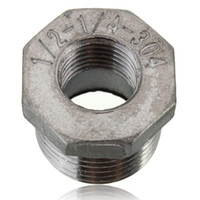 Wholesale New Arrival inch Male to inch female Stainless Steel street Elbow Threaded Pipe Fitting