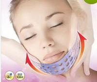 Wholesale new Japan Elastomer Sleeping Kogao Hammock Face Mask Chin Cheek Sag Slack Stretching Massage Face Chin Massager