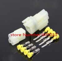 Wholesale sets Pin way male female Auto sensor plug Car waterproof electrical connector for SUMITOMO etc
