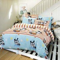 ants queen - Little Ants Cute Cartoon Duvet Cover Flat Sheet Pillowcase Sets for Boys Girls Bedding Set Kids Children Bedclothes Gift