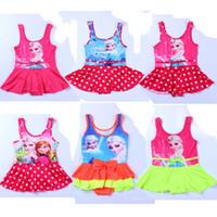 Cheap Nylon Children's Clothing Best 85cm 80cm Swimsuit