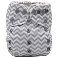 Wholesale Asenappy Reusable Baby Cloth Diaper Covers Nappy All in One Size with one insert