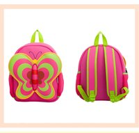 backpacks for toddler girls - Kids Backpack Children Schoolbags colours Butterfly cm Gift For Toddlers and Children years old Girls