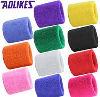 Wholesale 10 colors Cotton towel wrist wrist wrist absorbent breathable color optional