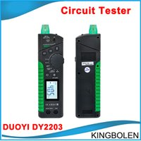 audi electric vehicle - Top Quality DUOYI DY2203 Automotive Electric Vehicle Circuit Tester Capacity Tester