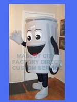 advertising trash cans - public trash can mascot costume adult size recycle waste ash bin garbage can anime costumes advertising mascotte fancy dress