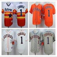 xxxl size - Houston Astros Carlos Correa Jerseys Houston Astros Carlos Correa Baseball Jersey Size M XXXL