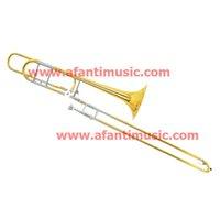Wholesale Afanti music Cupronickel Tuning Pipe Trombone for Sale ASL