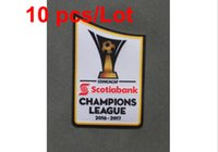 Wholesale CONCACAF Champions League Soccer Patch football jersey Badge Set