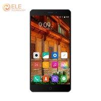 Wholesale Original quot Elephone P9000 Smart Mobile Phone Android cellphone MTK6755 Octa Core GB RAM GB ROM Fingerprint ID MP