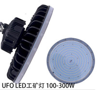 Wholesale new desingn W w W w w w W UFO led high bay light led industrial Mining Lamp lights bay light super bright lm w