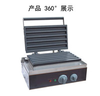 Wholesale 220v v Spain Twisted Strips Machine Churros Makers with Stainless Steel and Non stick