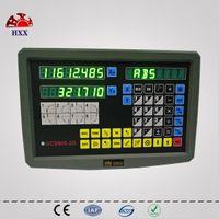 Wholesale 2016 hxx new dro axis GCS900 D digital readout for lathe edm mill spark grinder machines