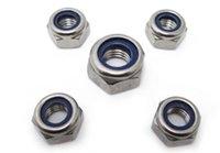 anti slip tiles - Stainless steel anti loose nut lock nut anti slip nut M4M5M6M8M10M12