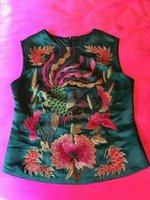 Wholesale Can add the Chinese style of cotton vest