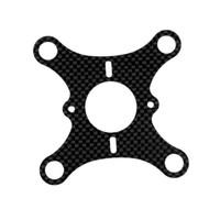 absorber plate - 3K Fiberglass Mount Shock Absorber Plate PTZ Set for DJI For Phantom Black