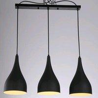 aluminium ceiling pendant - Aluminium LED Pendant Lamps Pendant Lamp Ceiling Lighting Concise Style Vintage light Decorative Lighting Restaurant Bar Light