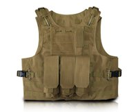 Wholesale Tactical vests steel specter amphibious vest CS Field Army fans outdoor protection hunting vest