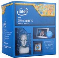 Wholesale Intel Intel quad core Core i5 boxed CPU Processor Interface