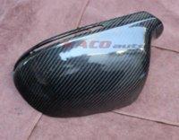 audi mirror replacement - Carbon Fiber Side Mirror Cover For Audi A3 Replacement Mirror amp Covers