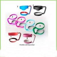 Wholesale 100PCS oz yeti mug cups handle High Quality Cups Handle for Oz YETI Rambler Tumbler many colors
