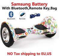 big red tires - Samsung battery inch self balance electric Hoverboard Motorized Adult Big tire Skateboard Gyroscope skywalker Overboard Hover board