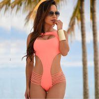 beach powder - new summer time beach Two black powder color waist straps sexy jumpsuit short beach swimsuit cheap women s clothing
