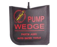 air opener - High Quality KLOM PUMP WEDGE Airbag Middle mm New for Universal Air Wedge LOCKSMITH TOOLS lock pick set door lock opener black rubber