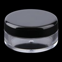 Wholesale Top Quality Cosmetic Empty Jar Pot Eyeshadow Makeup Face Cream Lip Balm Container