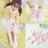 ankle screws - 2016 Design Baby Socks Screw Socks Cute NewBorn Socks Kids Boy Girl Kid Soft Non slip Cotton Ankle Socks a Variety of Styles W10