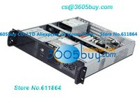 Wholesale 2U Server chassis can be installed PC power general motherboard compatible with PCI card anyway