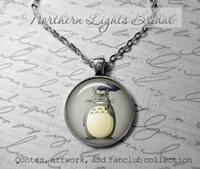 animate jewelry necklace - My neighbor totoro Japanese animated fantasy film by Studio Ghibli Japanese anime totoro jewelry Satsuki and Mei totoro necklace photo