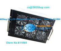 Wholesale Rack type GPU machine multi card case dual power card heat dissipation