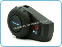 Wholesale ree Shipping BT Bluetooth Interphone Motorbike Motorcycle Helmet Intercom Headset M headset motorcycle helmet helmet bluetooth