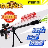 airsoft gun rifle - High Quality Pump Rifle Airsoft Guns Far Range Airgun Soft Bullet Water Crystal Bullet Gun Toy CS Game Shooting Gun