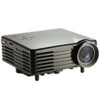 Wholesale GP7S Portable Home Theater Mini LED Digital Projector Lumens Projector Beamer Multimedia Full HD P Video HDMI Cable