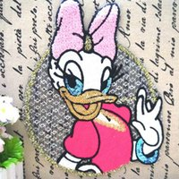 Wholesale Garment accessories cloth towel embroidery Sequin dress patch patch lace trims new cm cm patch