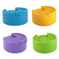 Wholesale SF_Express Hydro Flask bottle flip Lid colorful lid plastic material wide mouth for oz water bottle