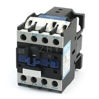Wholesale CJX2 mm DIN Rail Mount Phase AC Contactor V Coil A