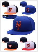 Cheap Snapback Caps Cubs Caps Snapback baseball cap women men Cheap Astros Caps Snap backs Classic Mets Baseball Caps