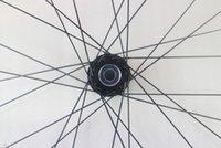 Wholesale 29 quot mm width MTB carbon wheels UD matte Disc Brake carbon road wheels