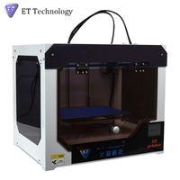 Wholesale 2016 China Professional Desktop FDM D Printer Manufacturer with Dual Extruder Free kg PLA Filament
